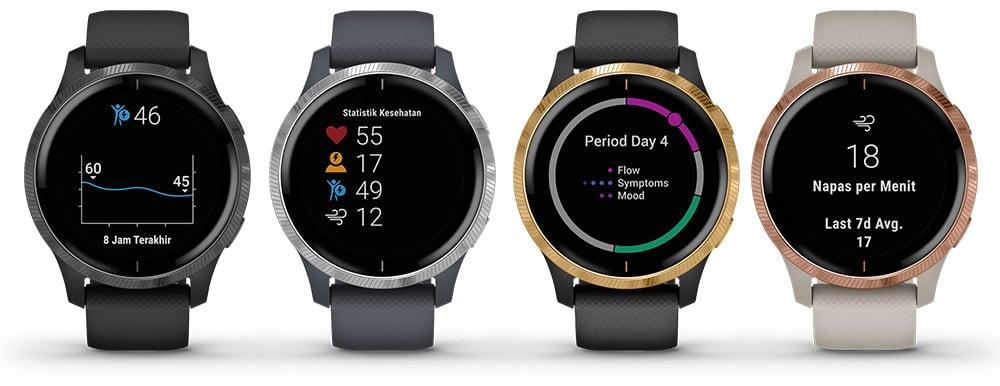 smartwatch terbaik, jam tangan terbaik, garmin venu