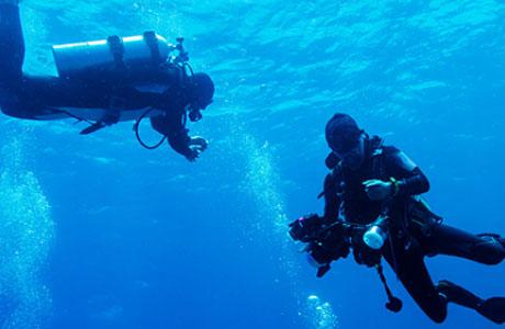 Komputer Scuba Diving Diperlukan